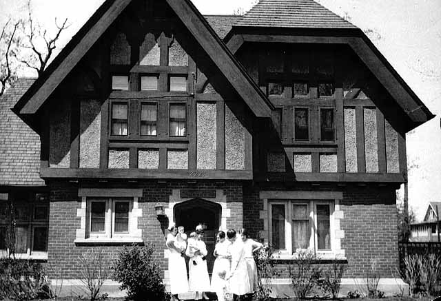 Ripley Memorial Hospital in 1920. Photo: MNHS (MH5.9 MP7.1 p32)