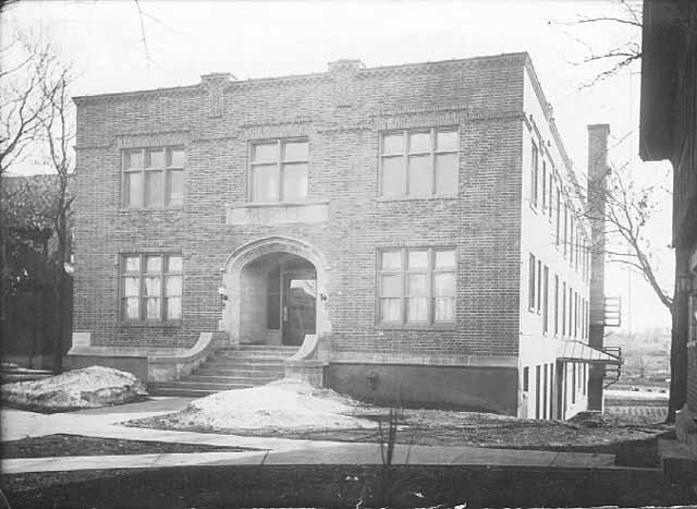Ripley Memorial Hospital in 1925. Photo: MNHS (MH5.9 MP7.1 r62)