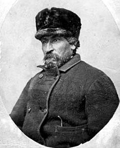 Bottineau around 1855