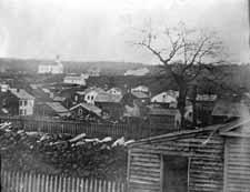 Bottineau settlement in St. Paul