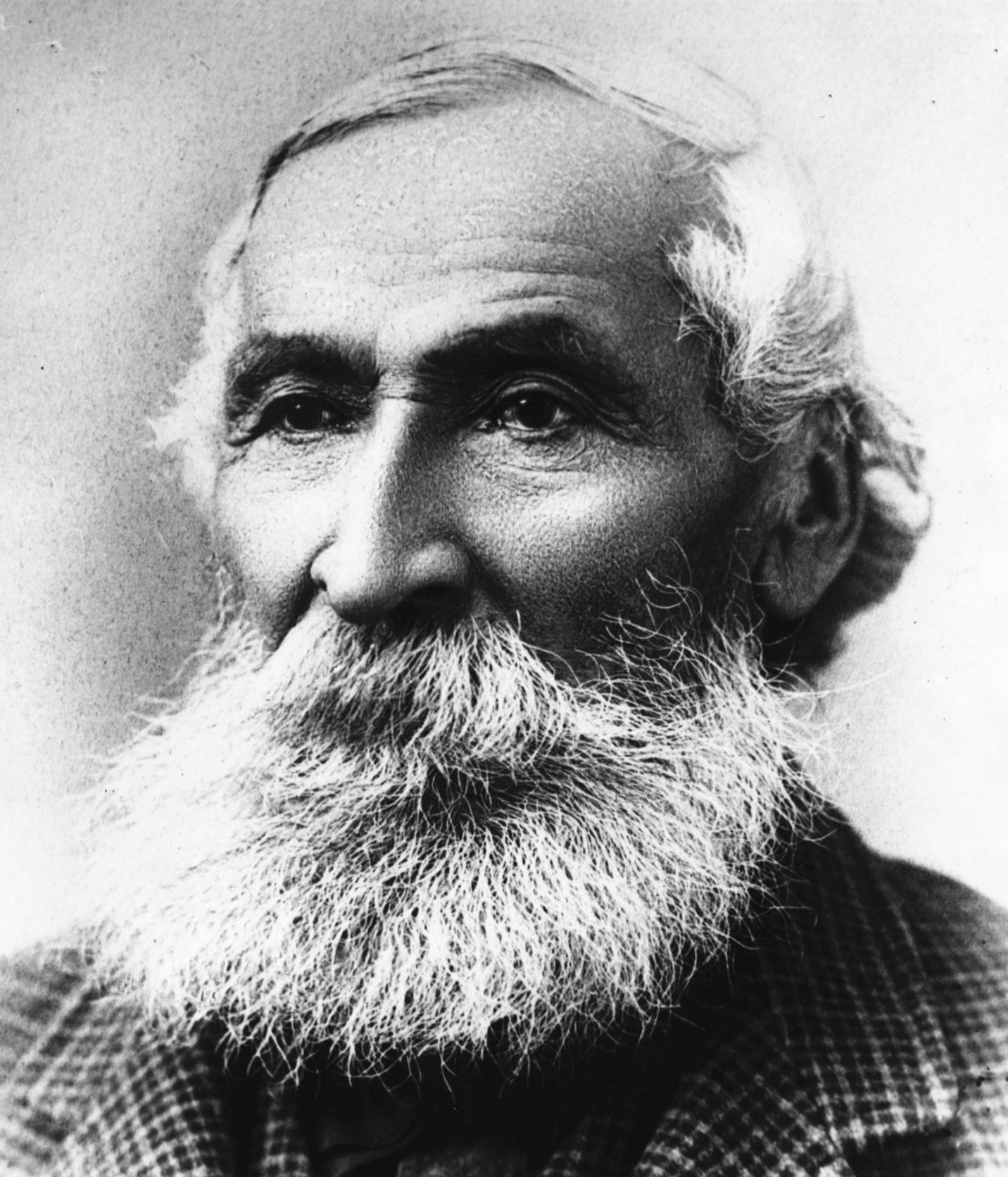 Pierre Bottineau as an old man