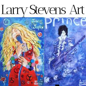 Larry Stevens Art