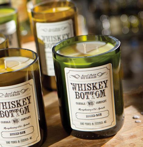 Whiskey Bottom Candle Company
