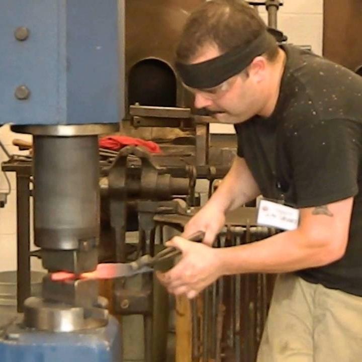 Sam Salvati Blacksmith