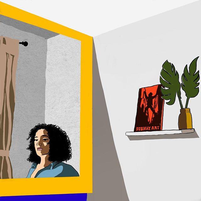 """Vamos Hablar Inglés."" . . . . . . . #ohyouredominican #photoseries #latinas #riszos #cotui #dominicano #art #dominicangirls #washingtonheights #bx #nyc #harlem #culture #photography #dominicana #delomio 🖍 by @artbydario"
