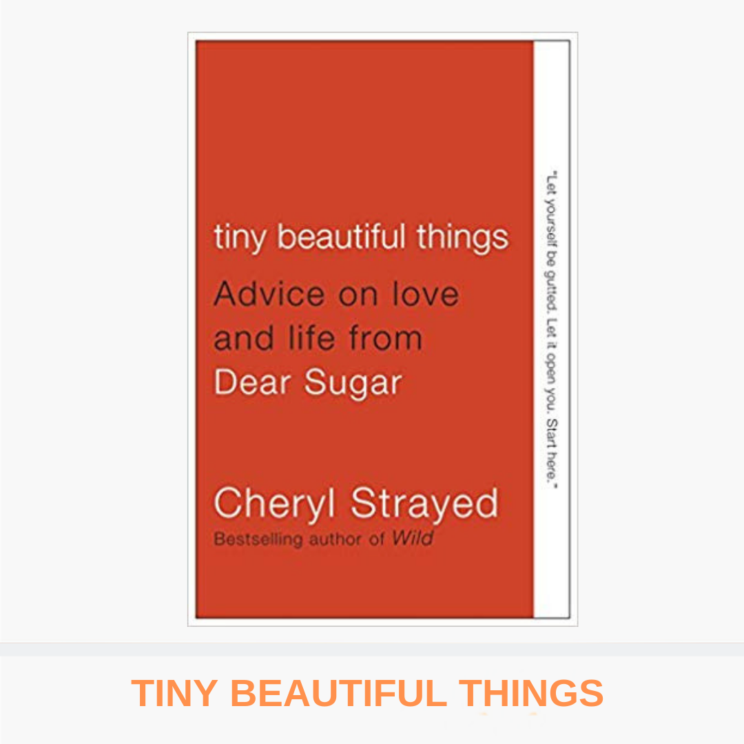 For just another great read - Tiny beautiful things by Cheryl StrayedOr for the people who have everything and you do not know what to gift them. At first I was going to recommend Becoming Michelle Obama's new book but chances are if they're into reading really great books they will already have a copy :)So I'll recommend Tiny Beautiful Things. I recommend this book as it helps develop softer, gentler, more compassionate answers for a lot of big topics. It's short and sweet and every story will help you love other humans a bit more.
