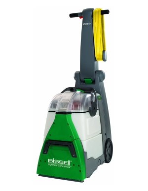 we use the Bissell BG10 Big green Commercial cleaner