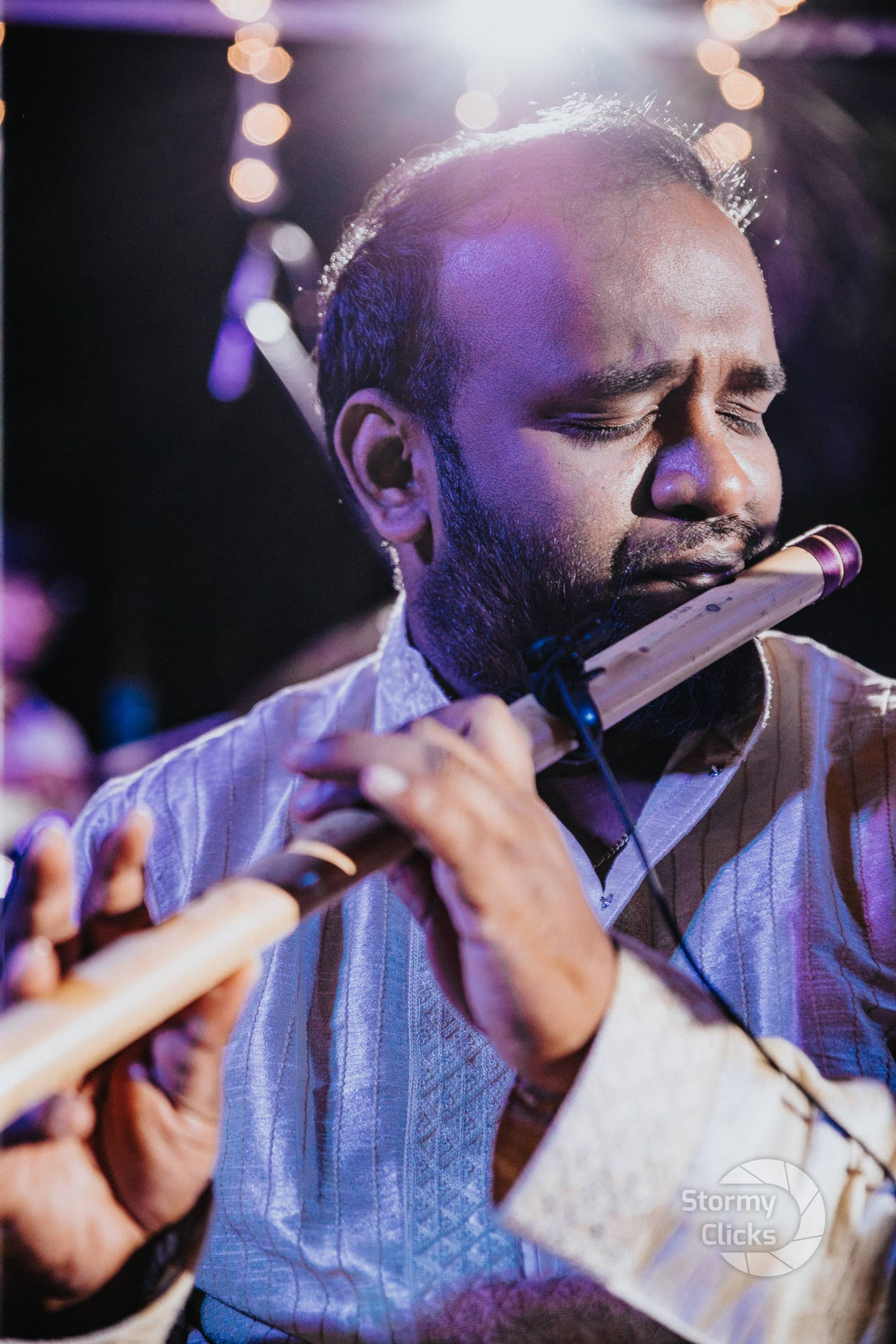 Vishnu Vijay is an Indian music composer and one of the most prolific flautists in the South Indian film industry.  He is well known as the music composer for malayalam film Guppy.