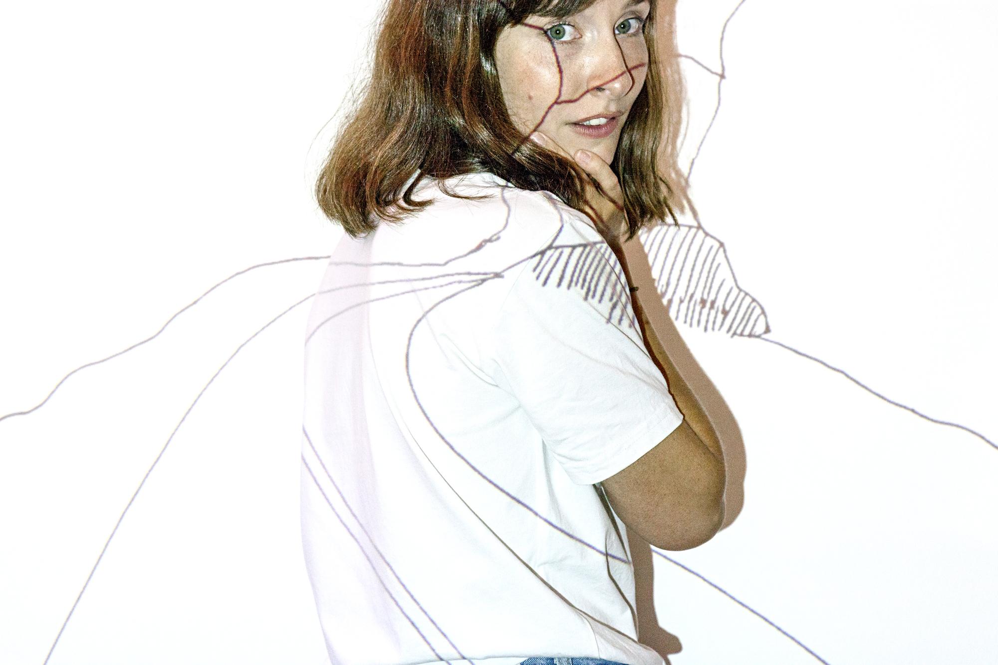 Artist Rachael Helmore, Sydney 2018