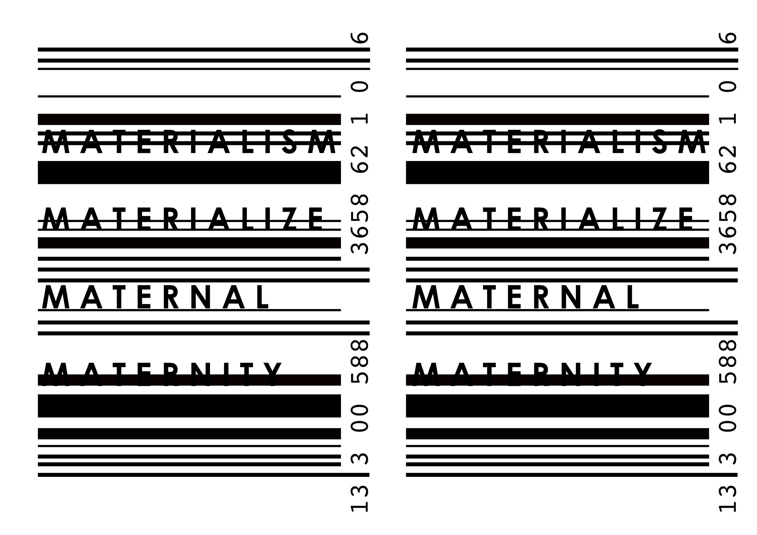 Dicta Irony barcode version, 2015