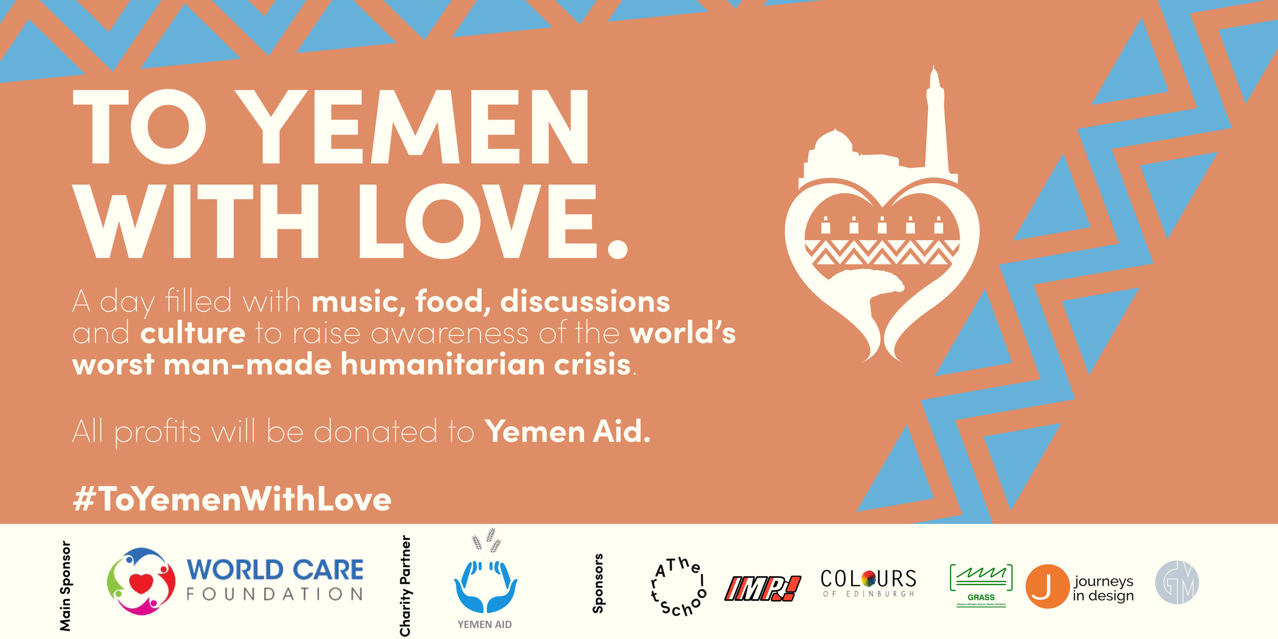 To Yemen With Love Event 2019