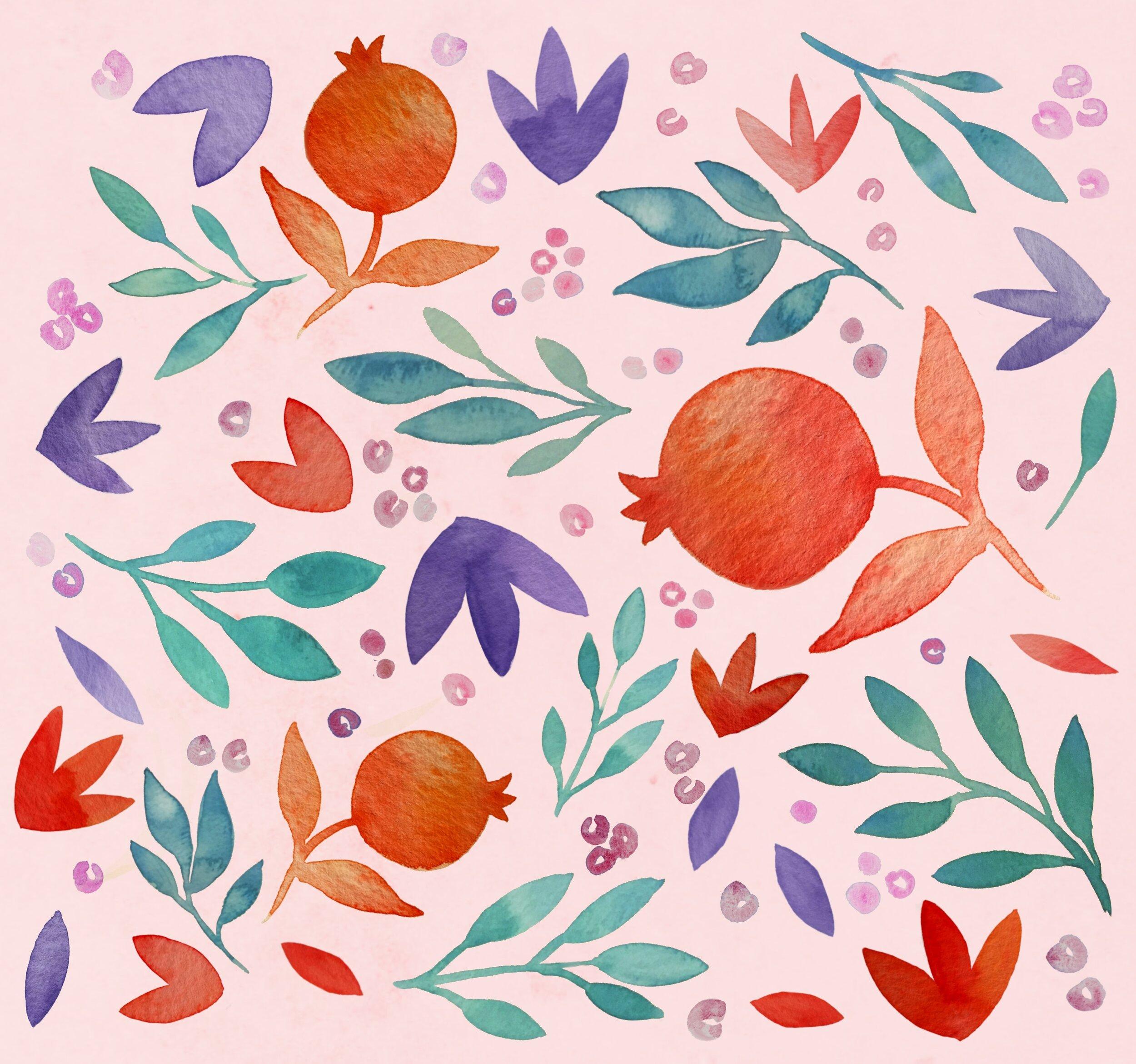 pomegranate-pattern-MariaOver.JPG
