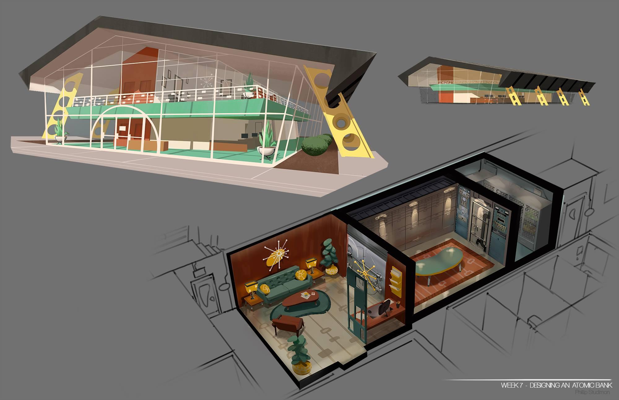 Design by Philip Studman