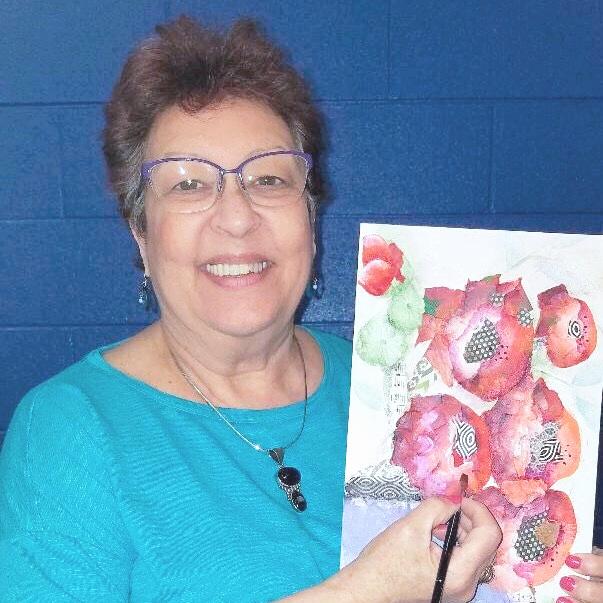 Alabama+painting+educator+Chris+Cruz