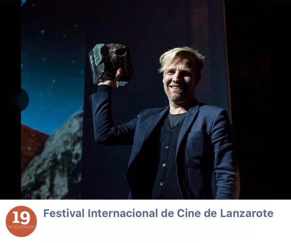 "Festival Internacional de Cine de Lanzarote 2015 - Winner Best Documentary Short""Out Of This World"""