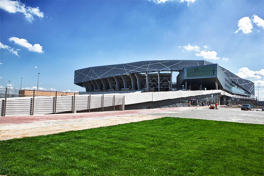 Арена Львів - 2009-2011