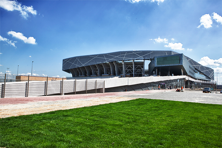 Arena Lviv - 2009-2011
