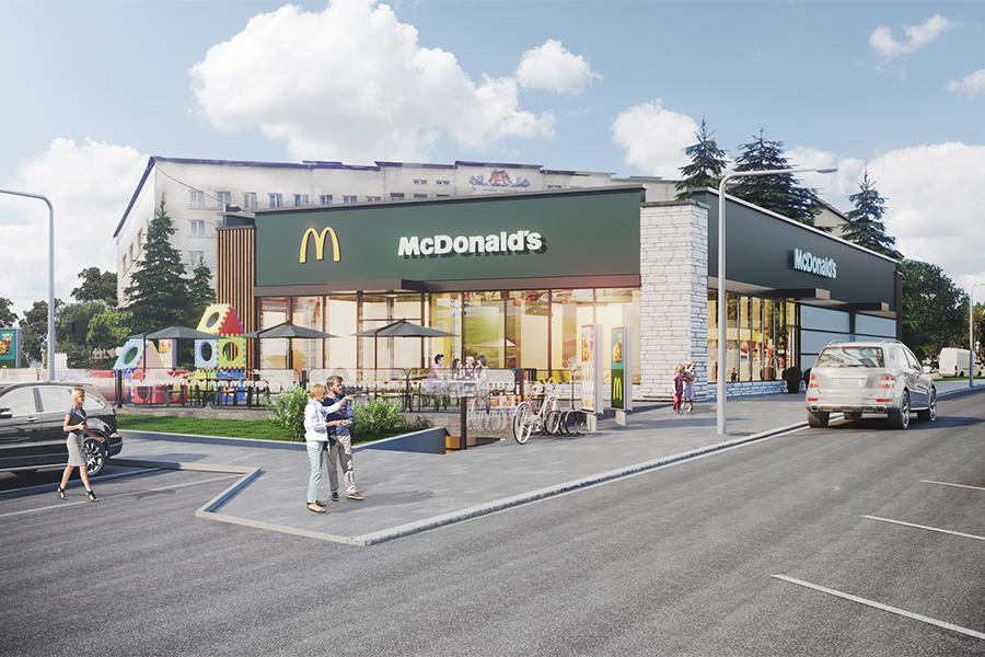 McDonald's Тернопіль - 2018-2019