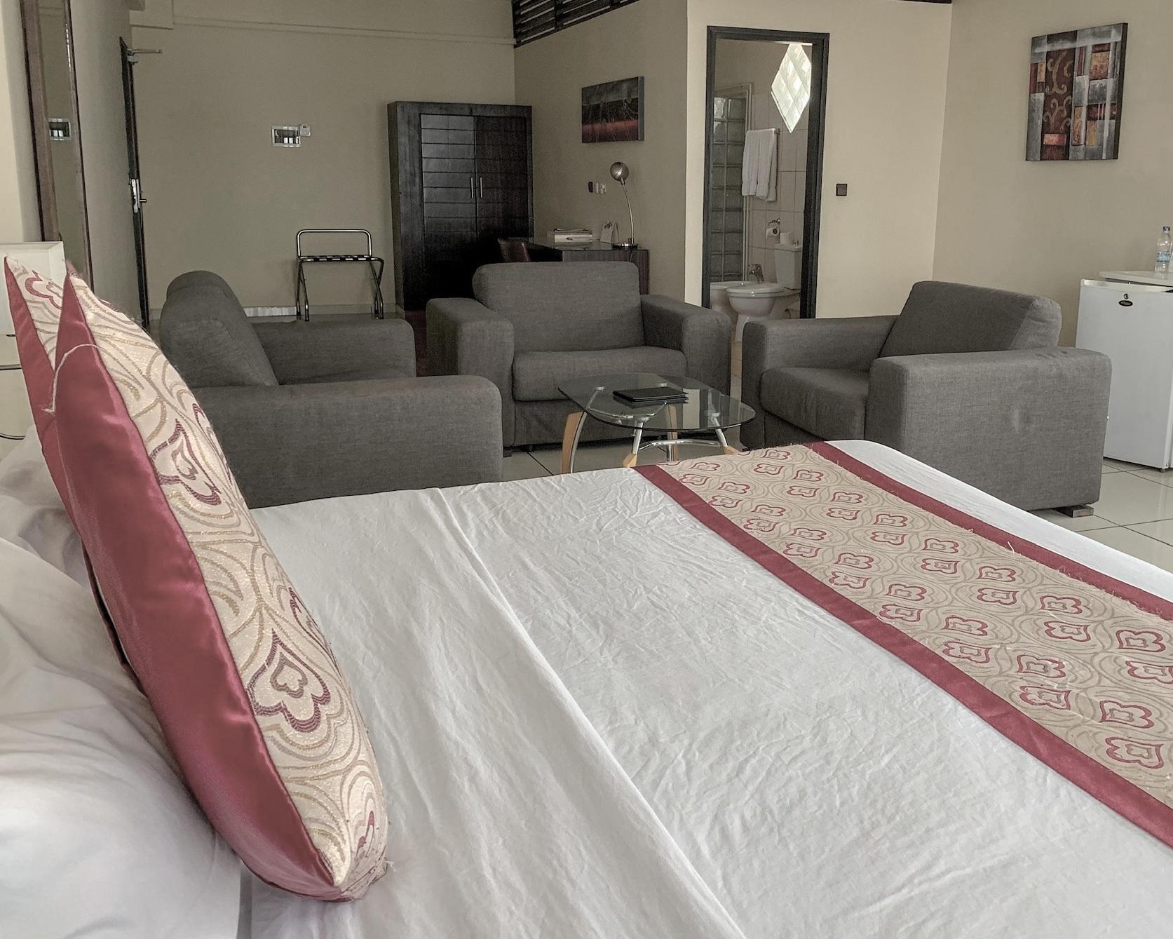 Corner Suite - 46 m²