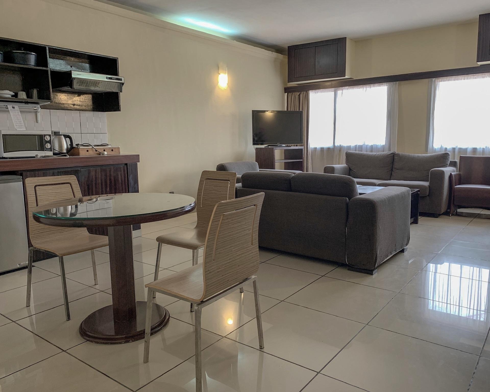 1-Bedroom Apartment - 60 m²