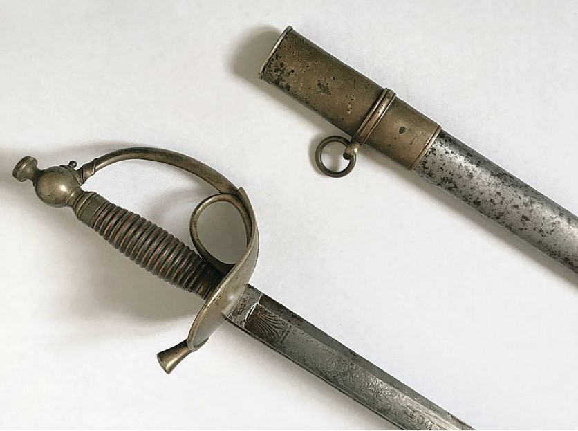 A Later Version with a Steel Scabbard