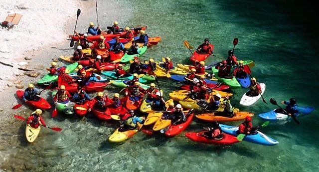 La bella stagione si avvicina, noi siamo pronti e voi?! #kayak#natura#viaggio#corsi