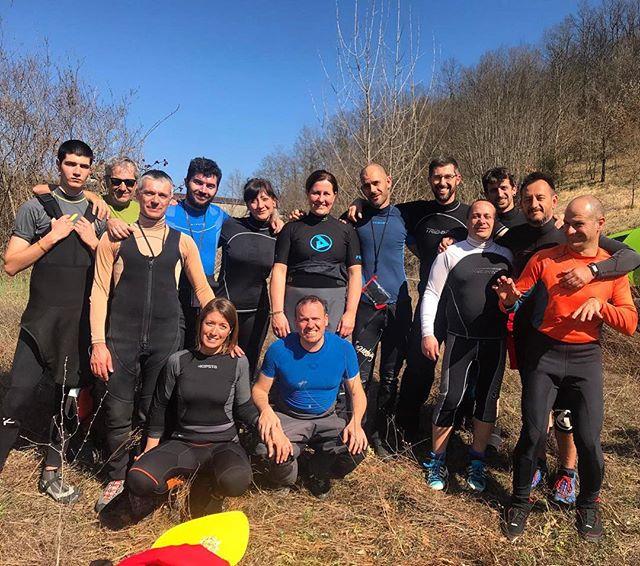 Raduno Scoltenna...un super week end ha inizio! #kayak #raduno scoltenna #sport #wild #amici