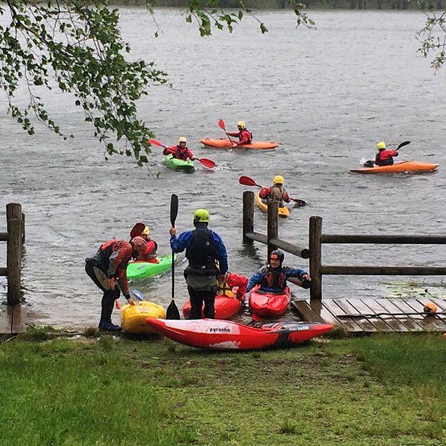 Corsi Kayak Primo Livello...che inizio !!! 🎉🎉🎉