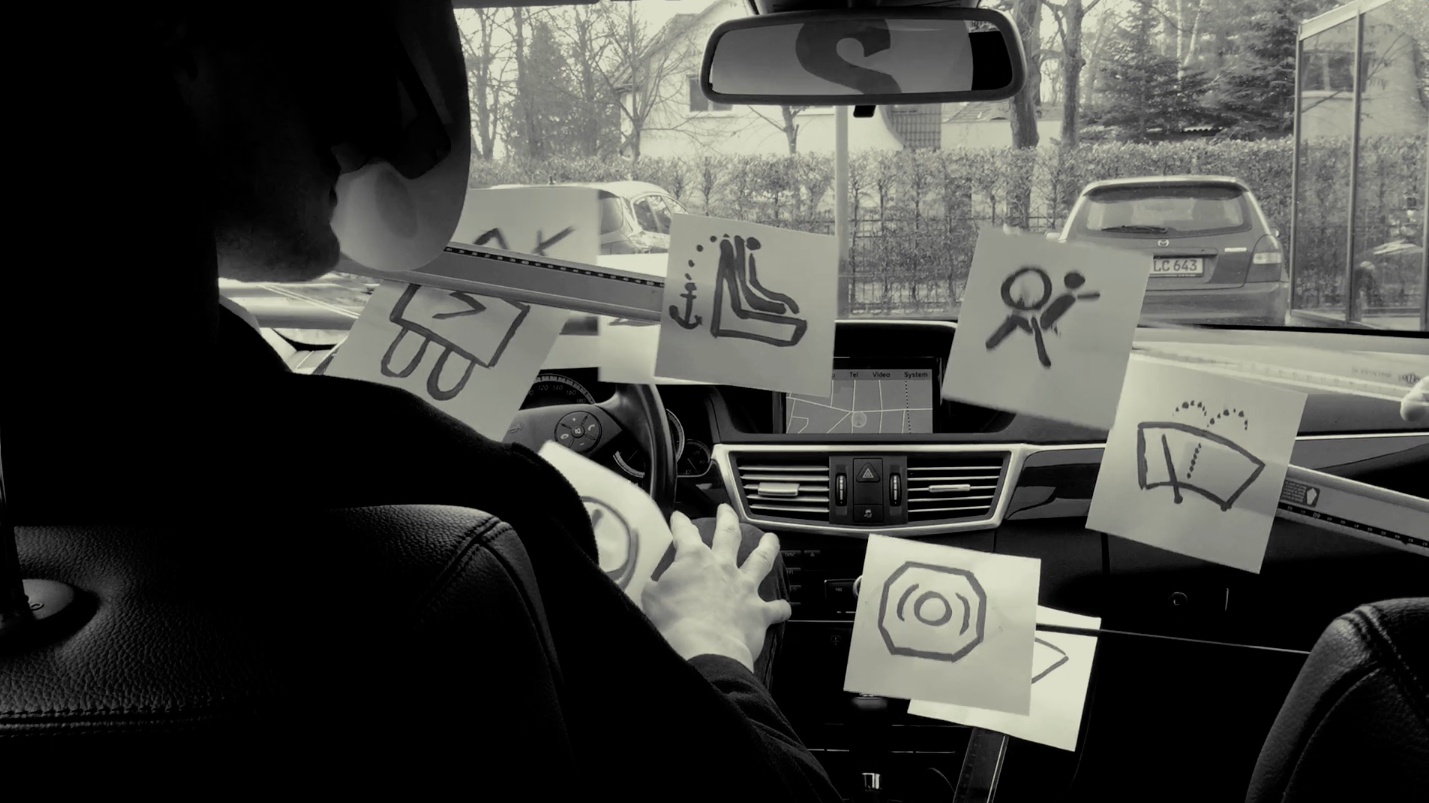 Redesign the car sharing experience for young citizens.