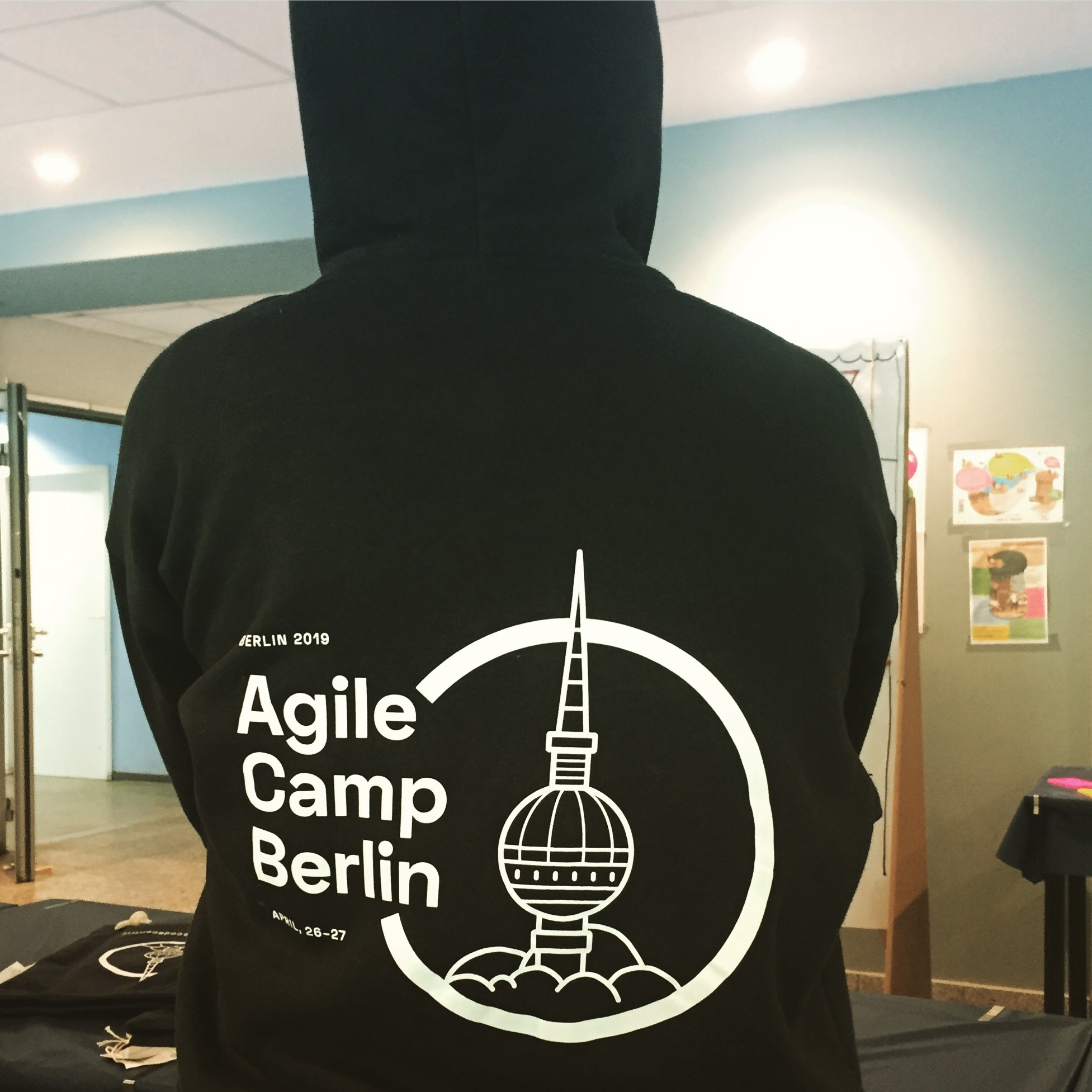 Organisation of the Agile Camp Berlin