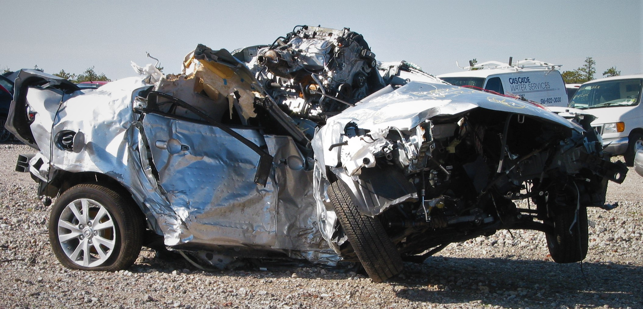collision damage analysis, accident reconstruction