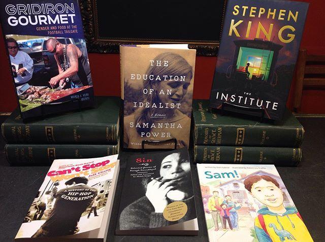 New arrivals. #thebookladybookstore #thebooklady #books #bookshop #shopindependent
