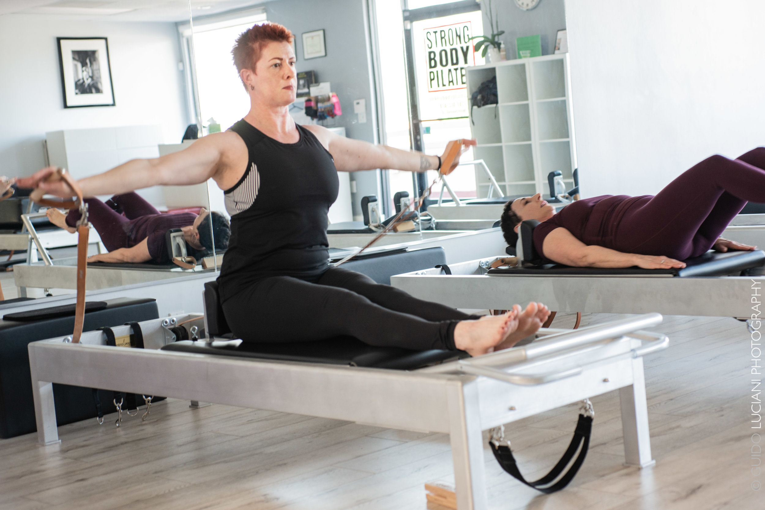 Nicole Briggs from Strong Body Pilates