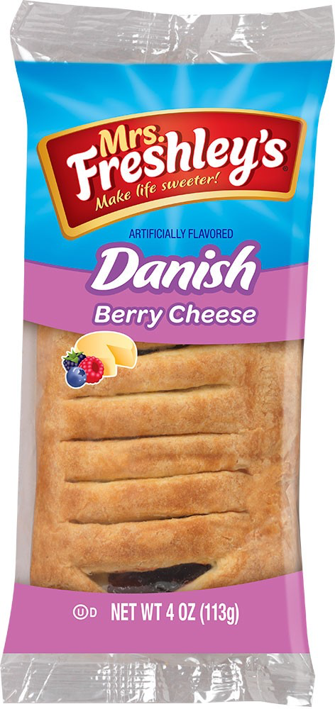 Berry Cheese Danish