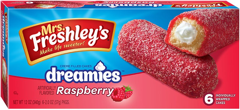 Raspberry Dreamies