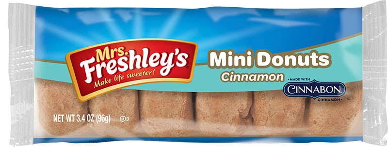 Cinnabon Cinnamon Mini Donuts