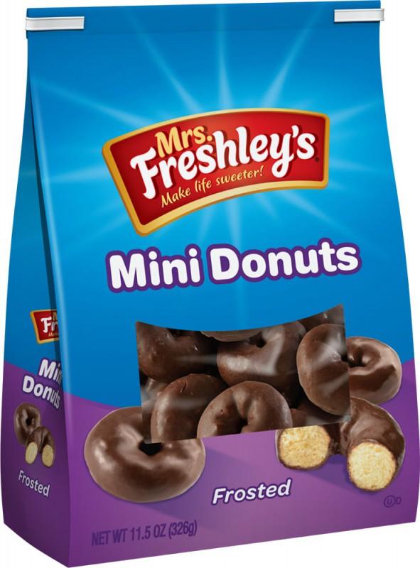 Chocolate Donuts Bag