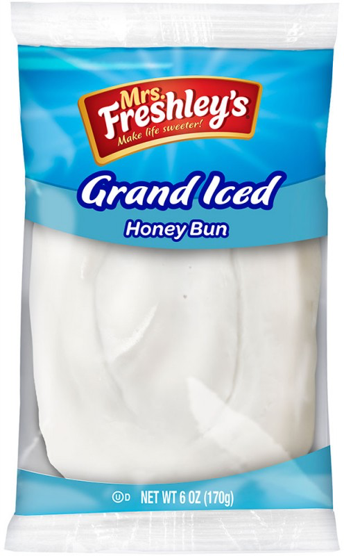 Grand Iced Honey Bun