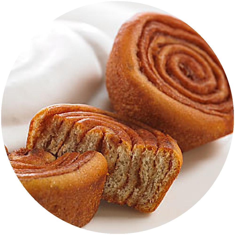 Cinnamon & Sweet Rolls
