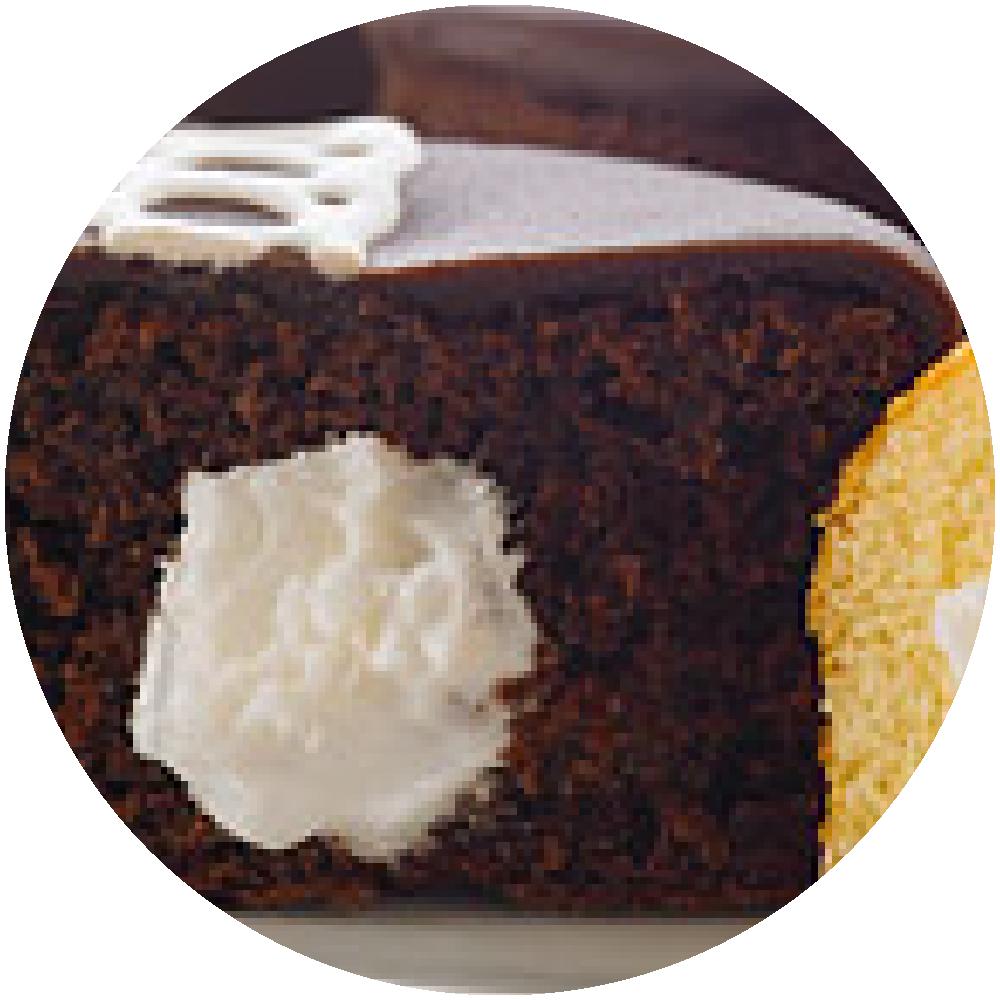 Creme-Filled Cakes