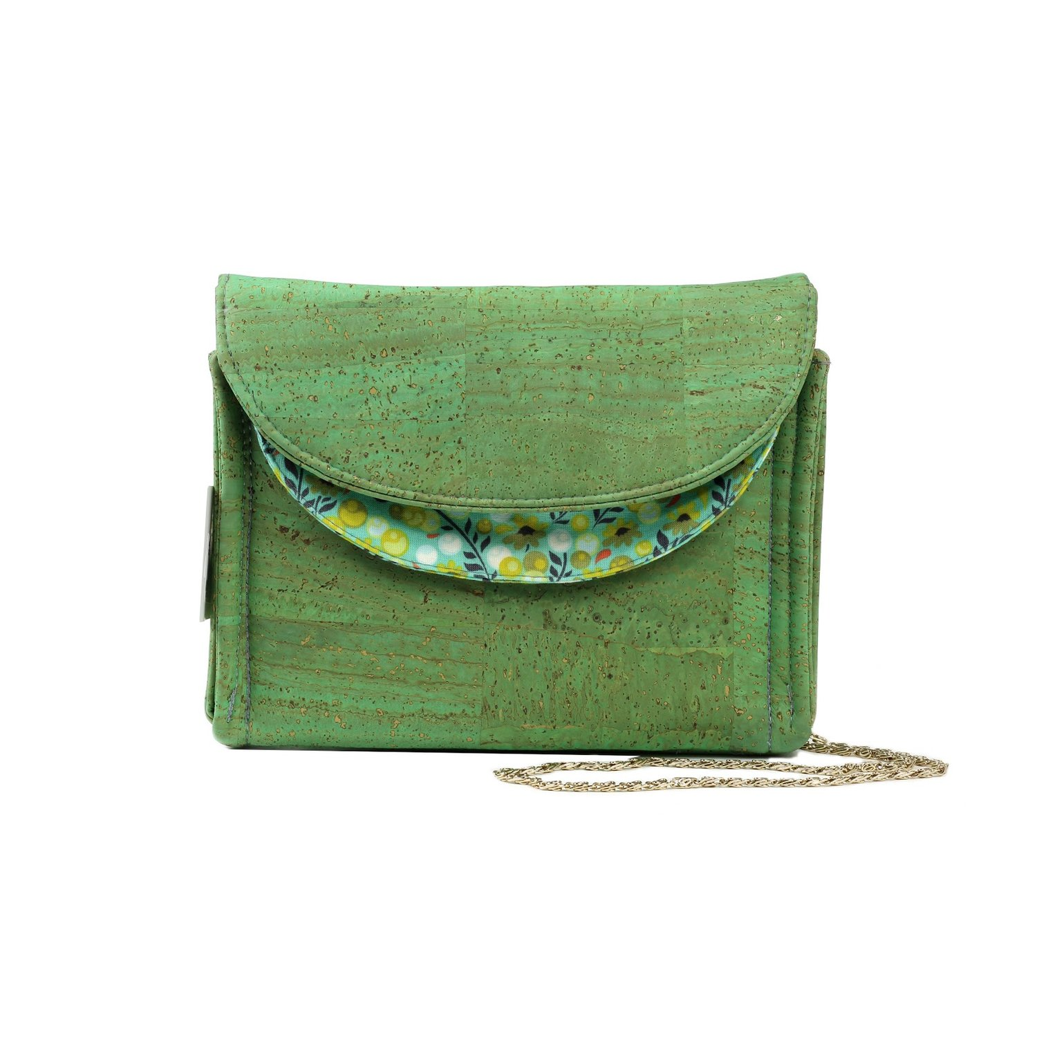 e592d9cadbd MHD_greencorkstarlet_1.jpg. sold out. Quick View. Double Flap Starlet  Crossbody Clutch ...