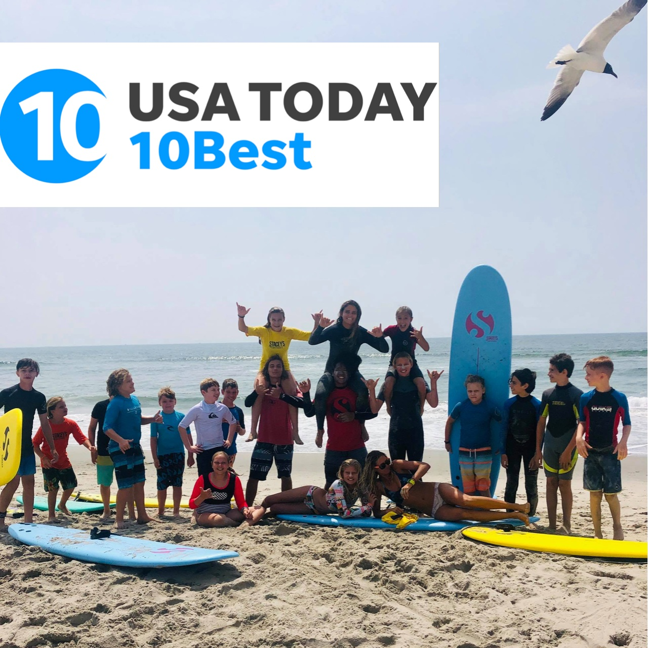 VOTED USA TODAY 10BEST! -