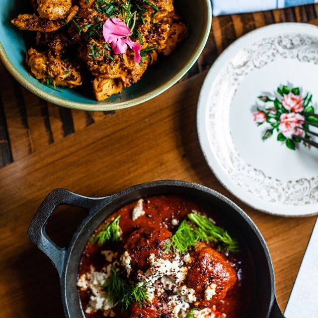 We have many small plates of beautiful food; inspired from the Mediterranean lifestyles of Morocco, Spain, Italy, Libya, Greece, Turkey, Syria, Lebanon, Israel & Egypt all under one happy roof. . . . . . #ossingtonstrip #ossingtonave #ossingtoneats #foodtoronto #torontofood #torontofoodies #foodiestoronto #tastethesix #toronto #torontorestaurant #toptorontorestaurants #top100restaurants #blogto #torontolife #torontochef #foodphotography #foodie
