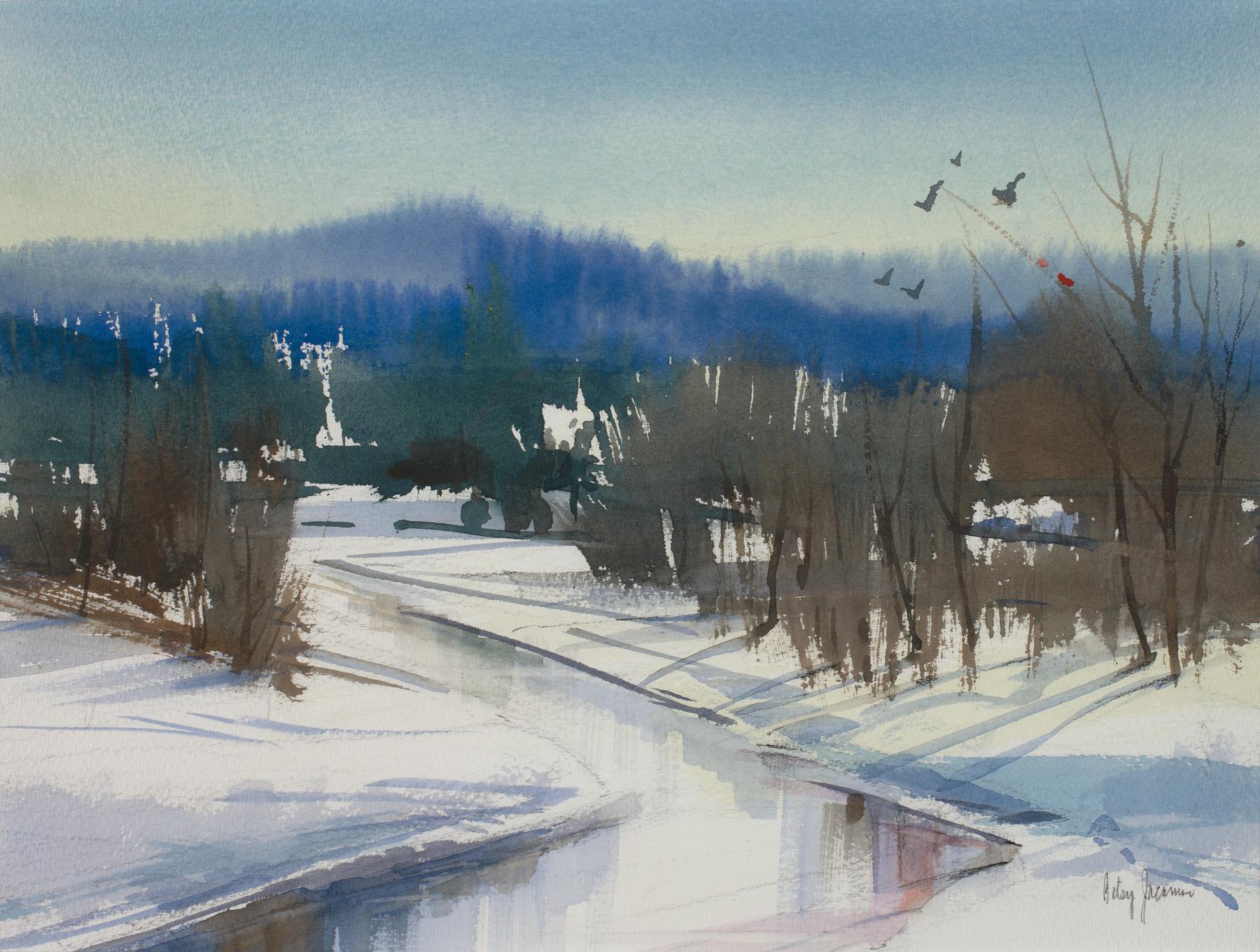 Winter Flight