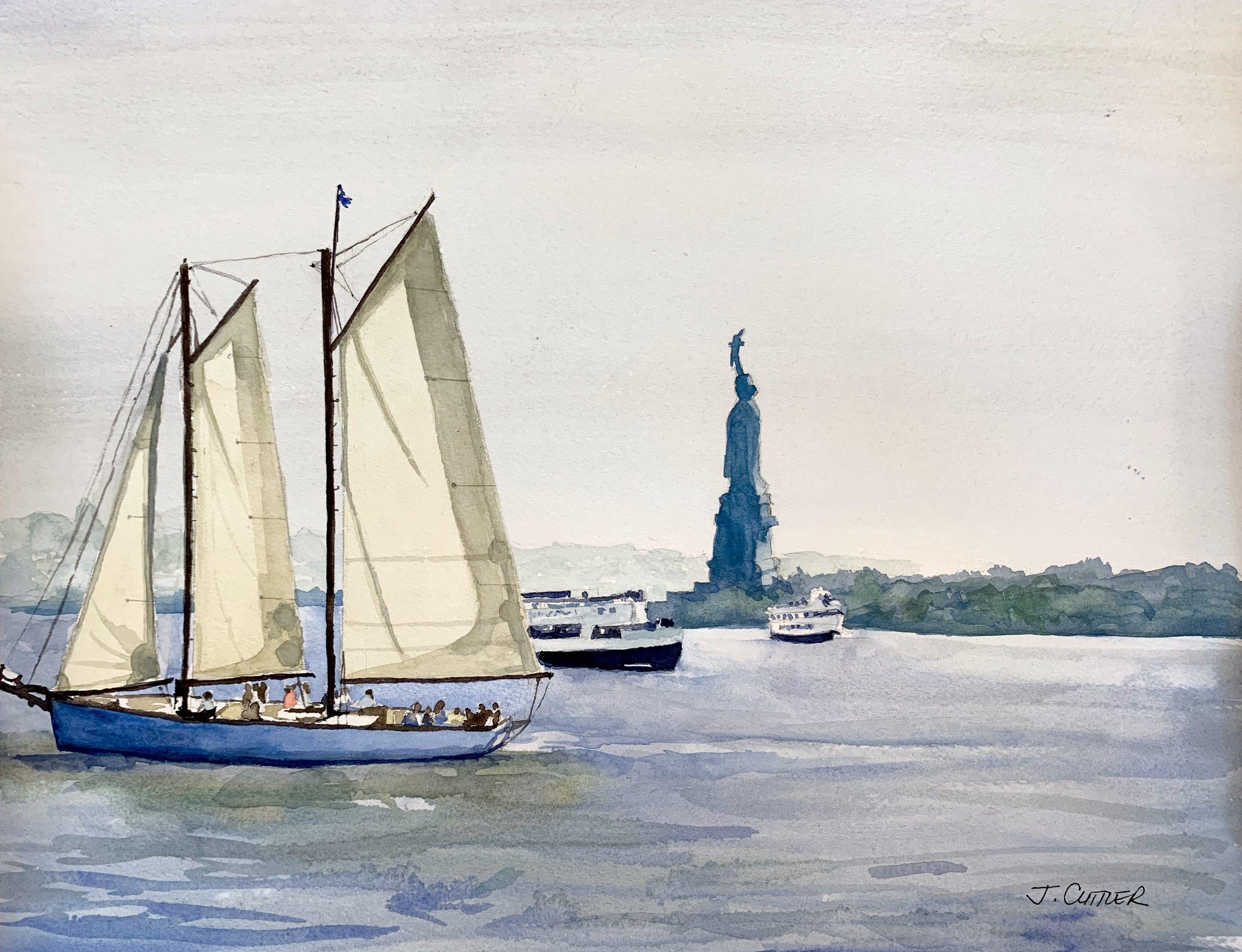 Lady Liberty, Joanne Cuttler