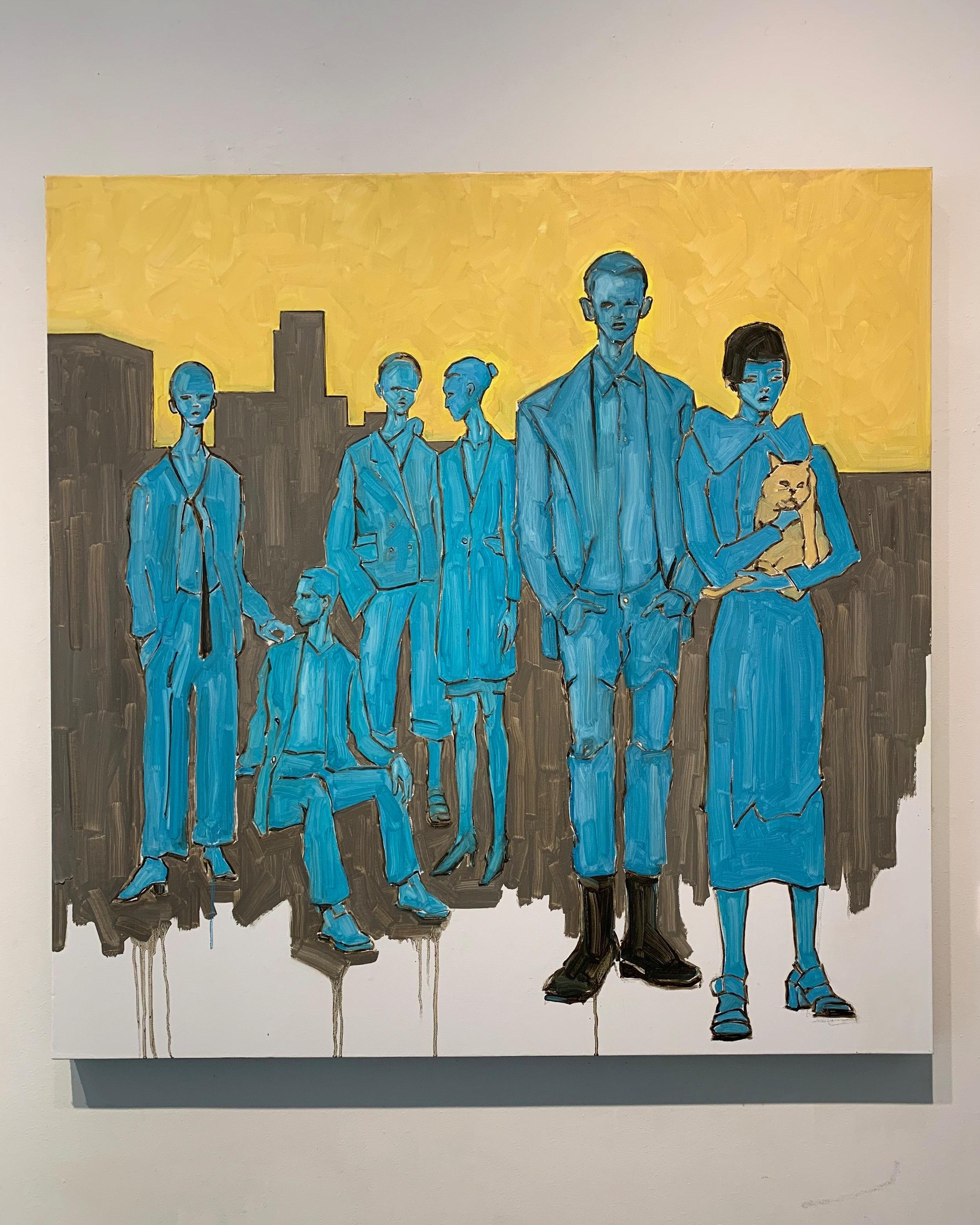 Bystanders, Thomas Cale