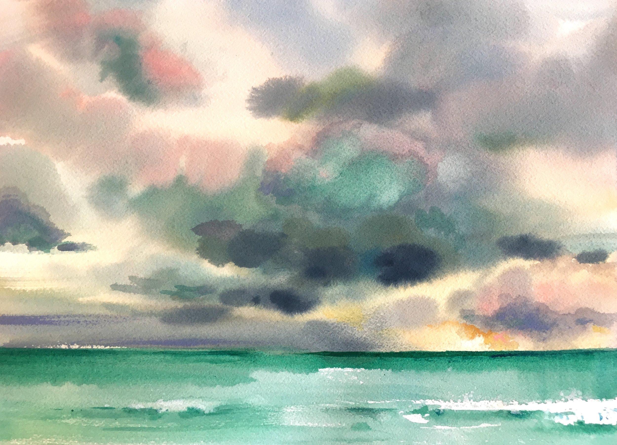 Malachite Tide