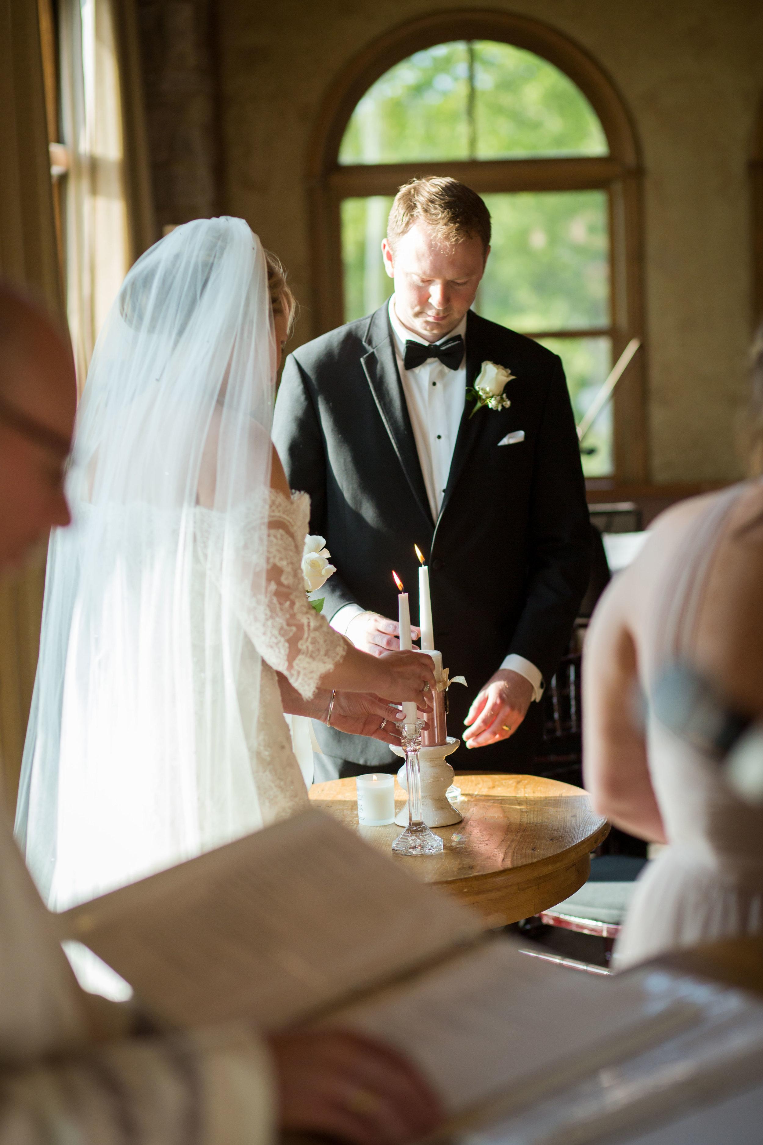 Wedding Photo at Integrity Hills Chapel