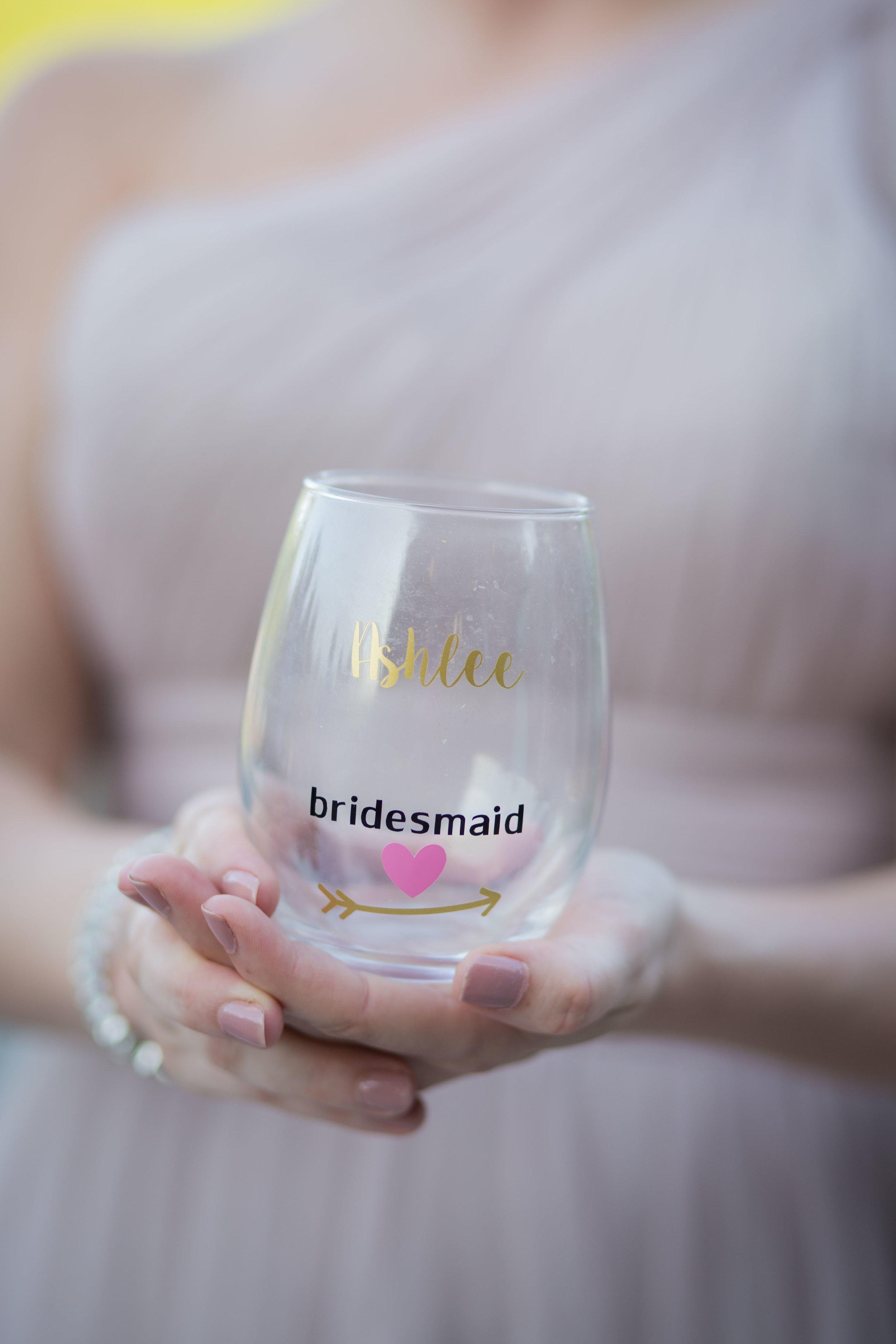 Bridesmaid Cup
