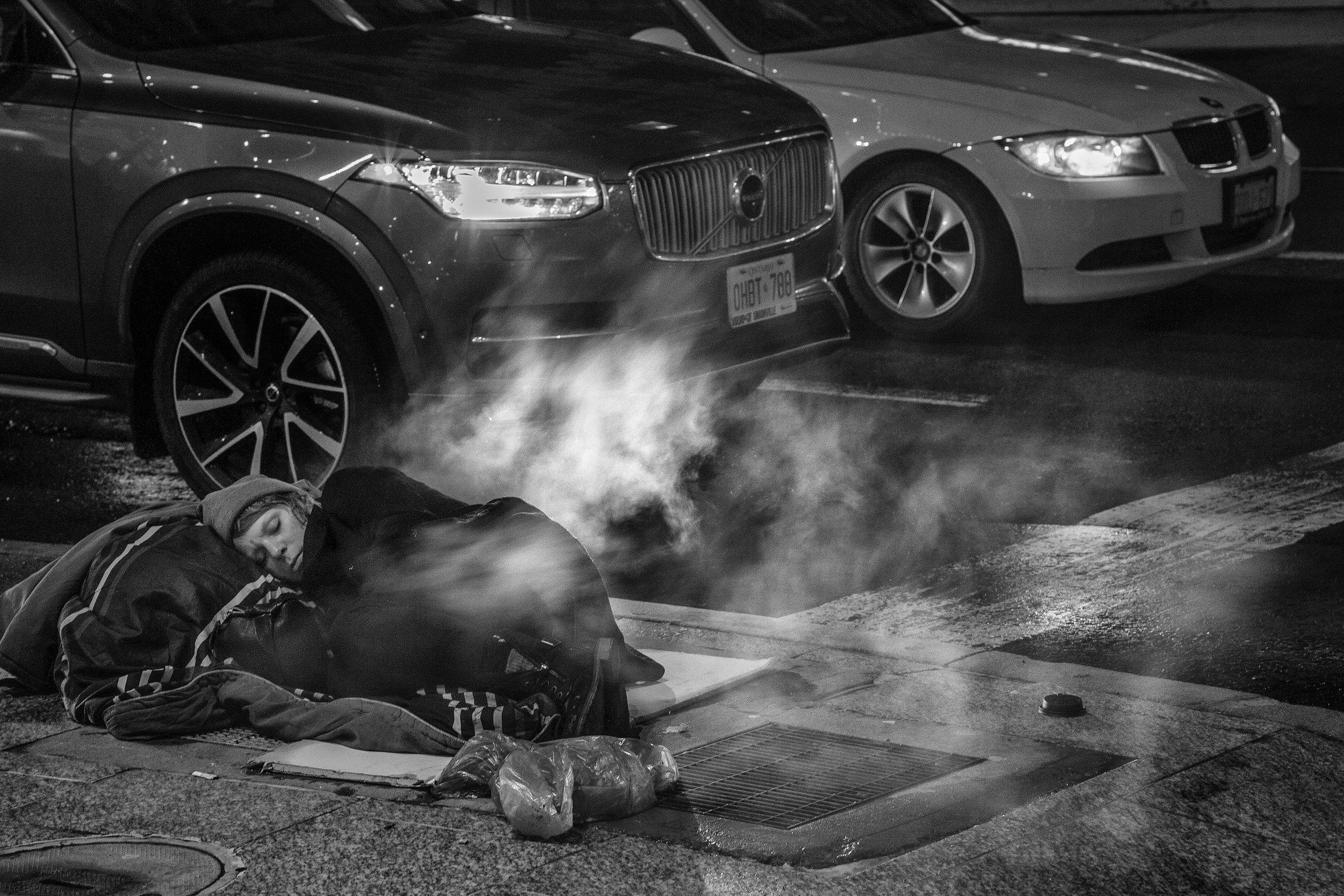 Street photo - TorontoFévrier 2019 -